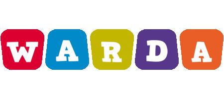 Warda kiddo logo