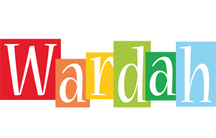 Wardah colors logo