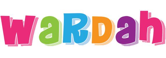 Wardah friday logo