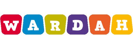 Wardah kiddo logo