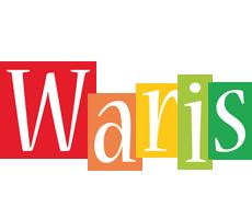 Waris colors logo