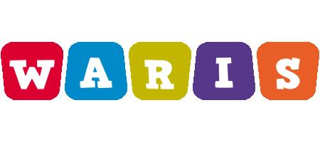 Waris kiddo logo