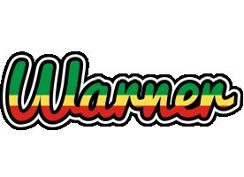 Warner african logo