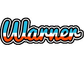 Warner america logo