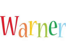 Warner birthday logo