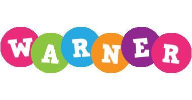 Warner friends logo