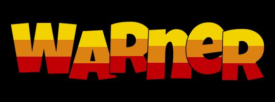 Warner jungle logo