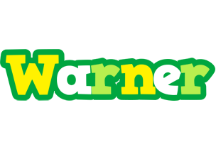 Warner soccer logo