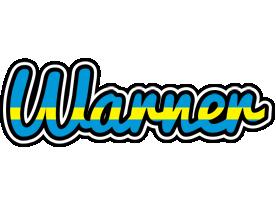 Warner sweden logo
