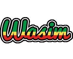 Wasim african logo