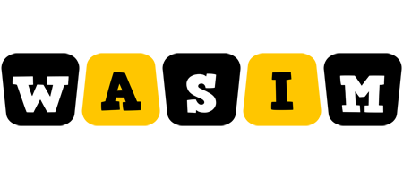 Wasim boots logo