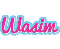 Wasim popstar logo
