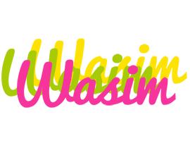 Wasim sweets logo