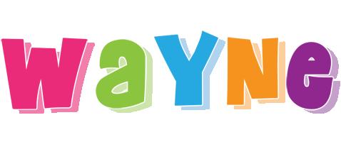 Wayne friday logo
