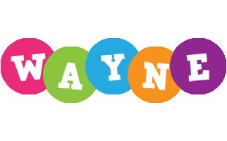 Wayne friends logo