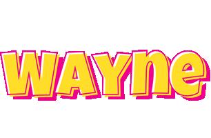 Wayne kaboom logo
