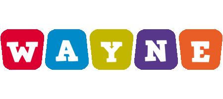 Wayne kiddo logo