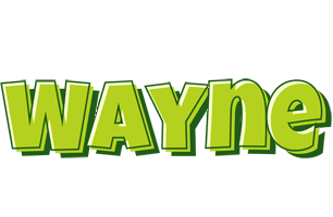 Wayne summer logo