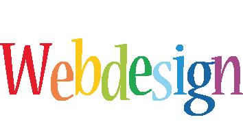 Webdesign birthday logo
