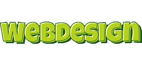 Webdesign summer logo