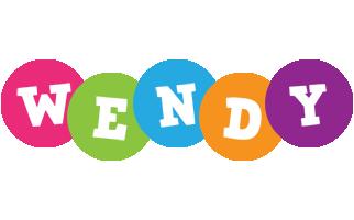 Wendy friends logo