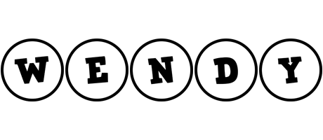 Wendy handy logo