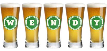 Wendy lager logo