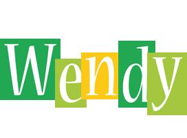 Wendy lemonade logo