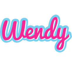 Wendy popstar logo