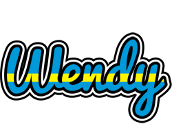 Wendy sweden logo