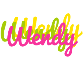 Wendy sweets logo