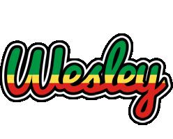 Wesley african logo