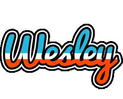 Wesley america logo
