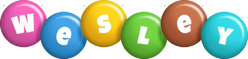 Wesley candy logo