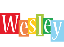 Wesley colors logo