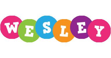 Wesley friends logo
