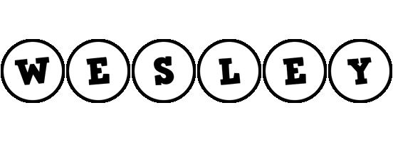 Wesley handy logo