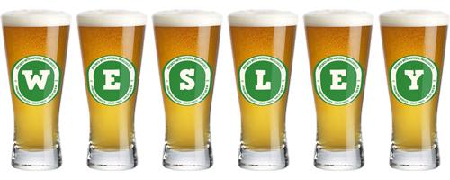 Wesley lager logo
