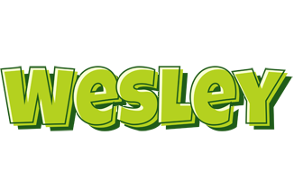 Wesley summer logo