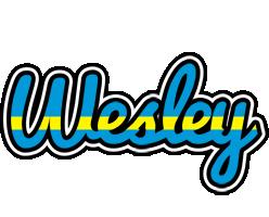 Wesley sweden logo