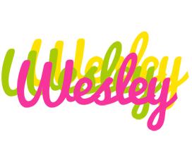Wesley sweets logo