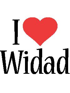 Widad i-love logo