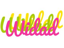 Widad sweets logo