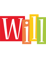 Will colors logo
