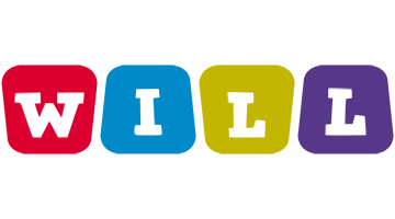 Will kiddo logo
