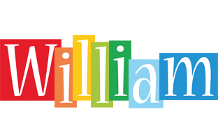 William colors logo