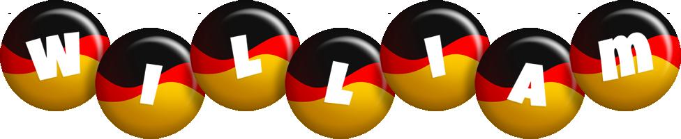 William german logo