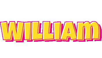 William kaboom logo