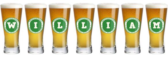 William lager logo