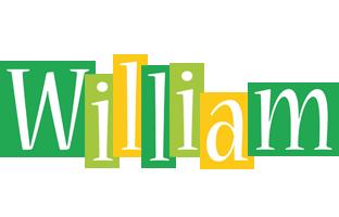 William lemonade logo
